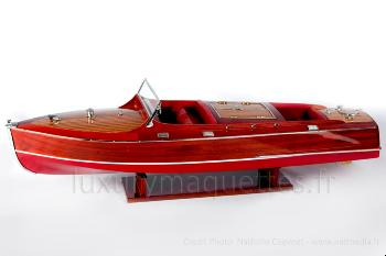 Maquette Chris Craft Barrel Back 60 cm